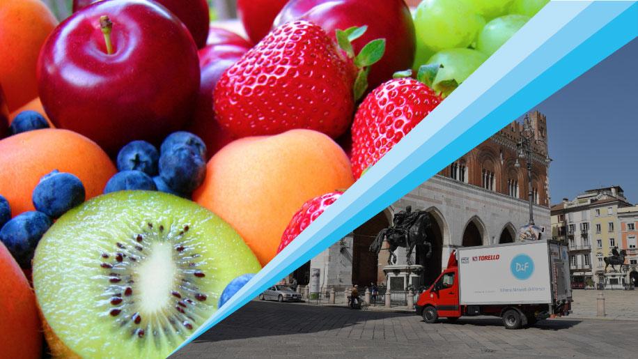 D'estate la frutta viaggia con DIF